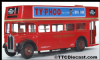EFE 10204 AEC Regent RT - London Transport - Route J Circular Tour of London - PRE OWNED